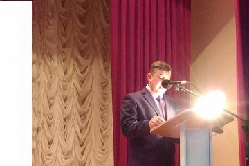 01 февраля 2021 г. состоялся отчет главы Краснянского сельского поселения Тыняного Сергея Александровича о проделанной работе в 2020 году.