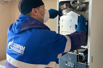 """""""Газпром газораспределение Краснодар"""" Филиал № 19 напоминает правила использования газового оборудования в зимний пери"""