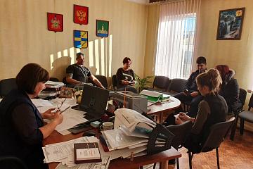 Отчет о работе территориальной комиссии по профилактике правонарушений