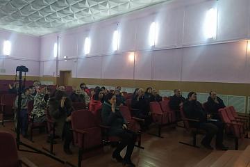 18 марта 2021 года в здании ДК состоялась конференция граждан