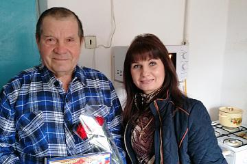 Поздравление с Юбилеем 80 лет Марченко Алексея Петровича!!!