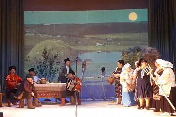 01 апреля 2021 года состоялся отчетный концерт  МКУК «Давыдовский культурно-досуговый центр»