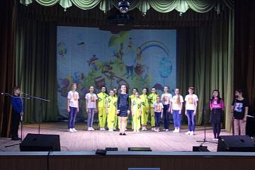 07 апреля 2021 года в Давыдовском культурно-досуговом центре состоялся фестиваль детской песни