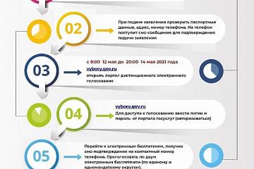 Прими участие в дистанционном электронном голосовании