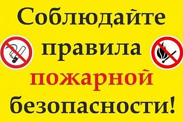 Внимание! С 15 апреля на территории Воронежской области установлен особый противопожарный режим