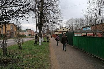 24 апреля состоялся субботник в г. Мосальск