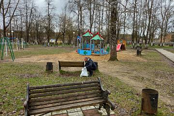 24 апреля на территории нашего поселка, как и на всем пространстве нашей большой страны, состоялся Всероссийский субботник!