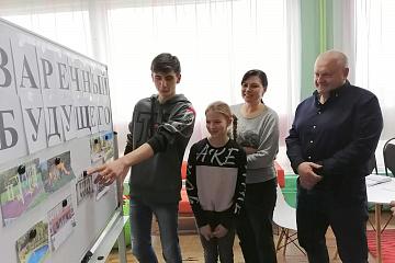 20 апреля в ЦСДК с.Заречный была организована встреча представителей органов местного самоуправления с молодежью