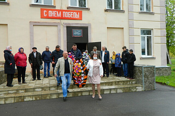 9 мая в Никольском СДК  состоялось возложение венков к мемориалу погибшим воинам односельчанам и праздничный концерт, посвящённый дню Победы в Великой Отечественной  Войне.