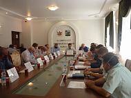 В Каширском районе прошли командно-штабные учения