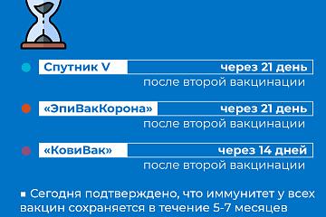 Какие есть российские вакцины против короновируса и в чем их отличия?