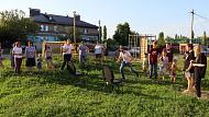 28 мая 2021 года в с. Каширское на придомовой территории многоквартирных домов по улице Молодежной состоялось праздничное мероприятие, посвященное Международному Дню соседей