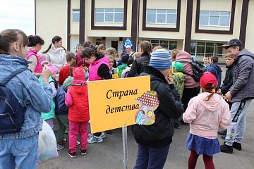 День защиты детей в Русановском сельском поселении