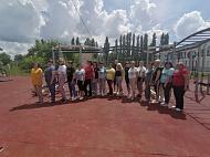15 июня 2021 года на территории СОК «Каширский» прошли соревнования ВФСК ГТО среди работников культурно – досуговых учреждений Каширского муниципального района