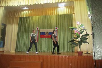 Концертная программа «Россия – Родина моя»