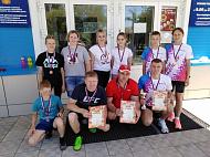 19 июня 2021 года в СОК «Каширский» прошли спортивные соревнования «Мама, папа, я – спортивная семья»
