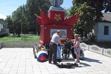 Мероприятие в Больше Ясырском СДК (Филиал Петровского СДК)