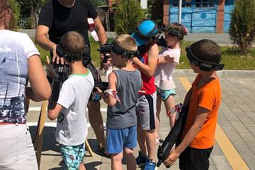 День Молодежи в поселке Мятлево отметили шумно и весело