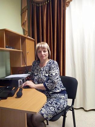 Осыкина Елена Михайловна