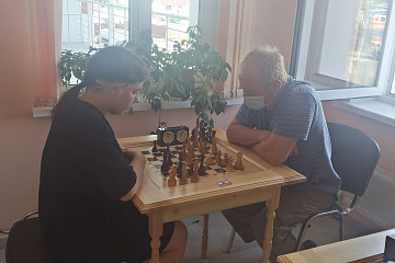 В Мятлеве организовали турнир по шахматам