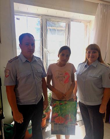 В Волжском районе продолжается благотворительная акция «Помоги пойти учиться»