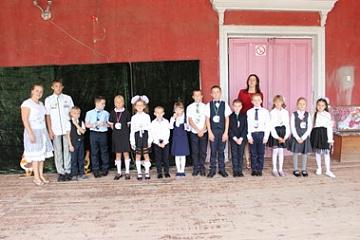 1 сентября в Филиппенковском Доме Культуры прошла игровая программа для школьников