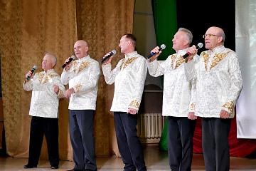 Участие в праздничном концерте посвященном дню Панино