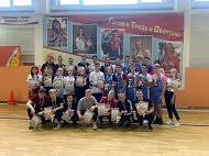 22 сентября 2021 года на территории района состоялся  финал соревнований «Комплекс Победы 7 Х 76  среди  девушек и юношей 13-17 лет СОШ  Каширского муниципального района»