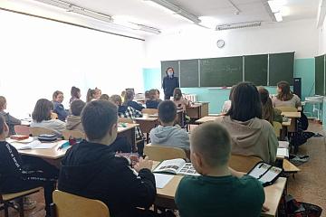 В Волжском районе проведено оперативно-профилактическое мероприятие «Лидер»